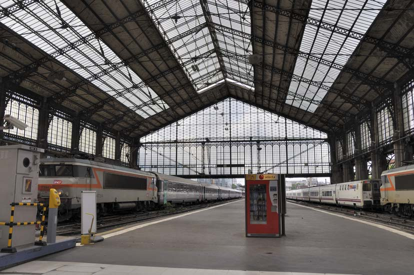 19 june 2011 for Train tours paris austerlitz