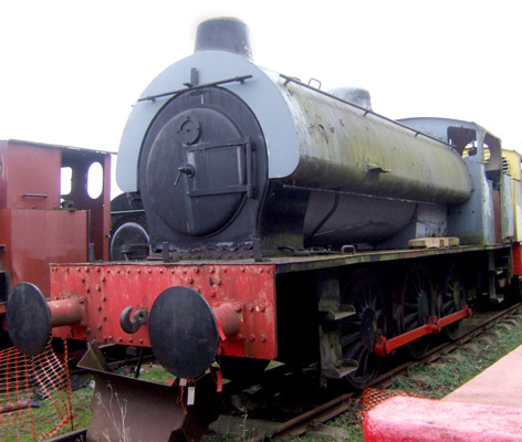 No.3883, the very last steam locomotive to be scientifically tested by British Railways, is preserved but out of use at the Rutland Railway Museum. This machine retains many of the modifications and even signs of the BR testing. As such it is recommended viewing for students of this type. 28 January 2007
