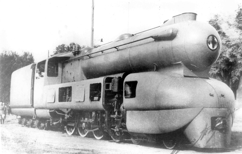 An Almost Finished 'Argentina' at Rosario in 1949