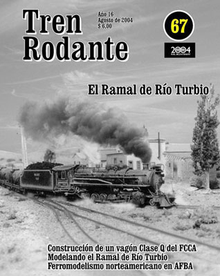 Within Argentina the Santa Fe locomotives of RFIRT remain highly regarded and well known about. The August 2004 edition of 'Tren Rodante' included a large article on them.