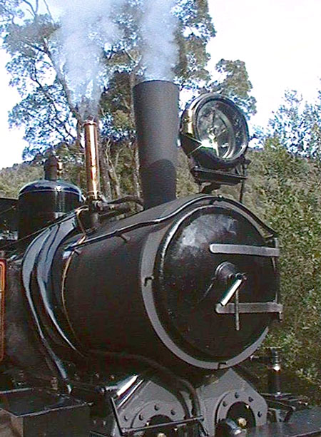 Mount Lyell No.3 with its new Lempor. © Ben Elliot.