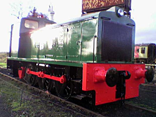 No.5014 in early 2007 having been cosmetically overhauled Cranmore Train Maintenance Services. © Tom Yardley