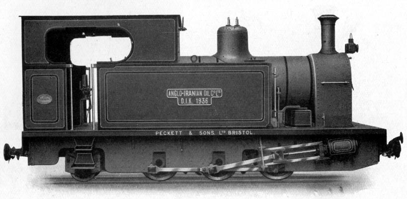 No.1909, 'D.I.K. 1936' of October 1936.