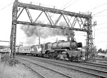 West Coast Railway R Class 4-6-4 R711