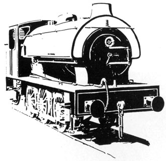 In the early 1960's L.D.Porta was involved in a scheme to allow industrial steam in the UK to adhere to strict regulations on smoke emission. The result was a series of new build modified locos developed from the 'Austerity' 0-6-0st type. Some older locos of the type were also modified.
