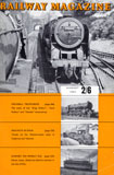 In August 1963 The Railway Magazine contained an article on the locos, click here to read it.